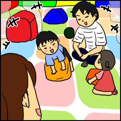 キッズスペースで知らない子のパパと遊ぶ娘。さて、この男性のことをなんと呼べばいい!?の画像2