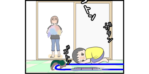 眺める角度がマニアックすぎる…(笑)寝ても覚めても新幹線!な「子鉄」あるあるのタイトル画像