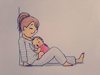 魅惑のむっちりほっぺがたまらない!「おもち系赤ちゃん」の癒やしパワーが…すごい♡の画像1