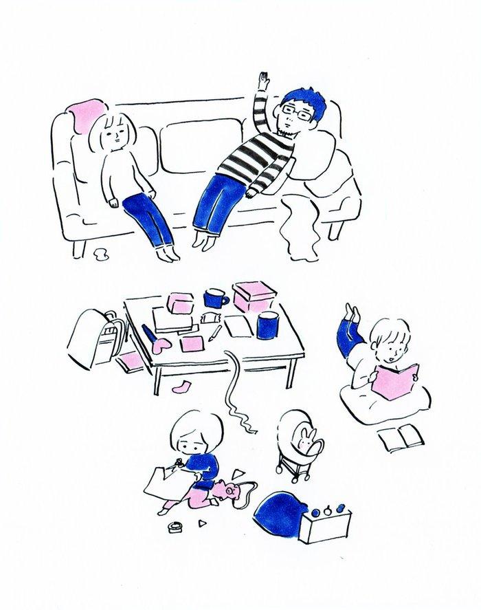 """運動会で""""瞬間移動""""しちゃう…!?1年生娘のマイワールドから目が離せない♡の画像1"""