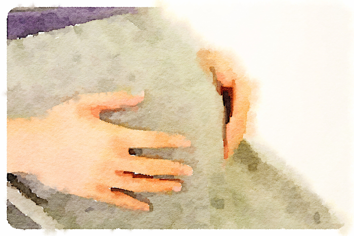ピンクにリボン…マタニティグッズに感じた違和感 / 2章の画像1