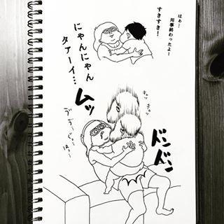 """「おっぱいは飲むものですよ〜!」母の""""哀""""あふれる毎日に思わず共感(笑)の画像3"""