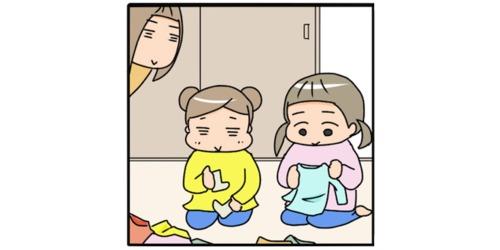 まだ完璧じゃないけれど…。娘がお手伝いをしてくれる時、私が心がけていることのタイトル画像