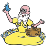 月曜も元気を出していくぞい!3月5日(月)【 神々の子育て占い 】のタイトル画像