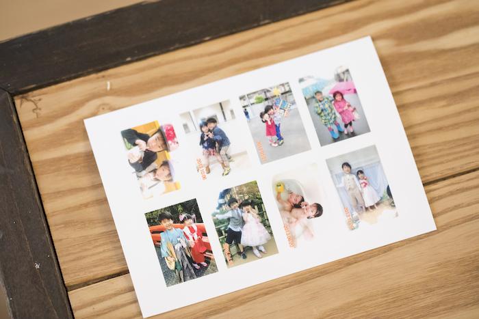 子どもの写真、撮りっぱなしはもったいない!人に贈る時も役立つ「分割プリント」を試してみた。の画像21