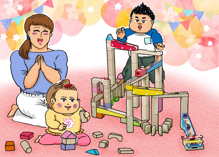 指先の発達を刺激するおもちゃ選びのポイントは?おもちゃコンサルタントが答えるお悩み相談室vol.3の画像7