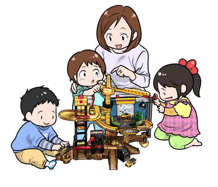 ごっこ遊びと親はどう関わればいいの?おもちゃコンサルタントが答えるお悩み相談室 vol.4の画像7