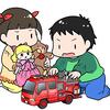 ごっこ遊びと親はどう関わればいいの?おもちゃコンサルタントが答えるお悩み相談室 vol.4のタイトル画像