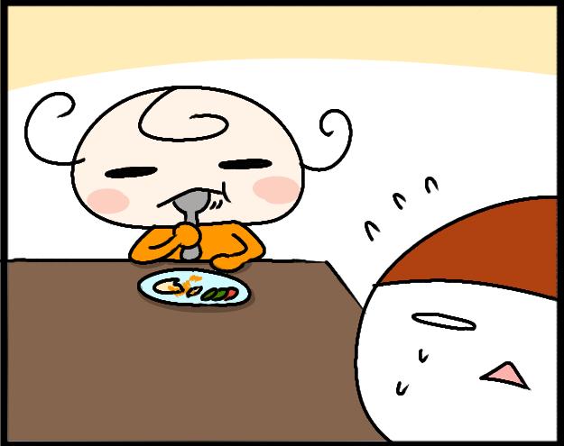 """おかずを食べてくれない""""米好き""""娘。この方法が…意外と効いた!(笑)の画像6"""