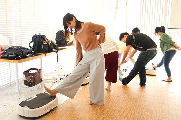 初の参加型イベント「コノビーCafe」で、産後の体ケアトレーニングを体験しました! の画像9