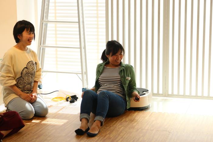 初の参加型イベント「コノビーCafe」で、産後の体ケアトレーニングを体験しました! の画像10
