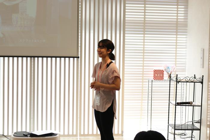 初の参加型イベント「コノビーCafe」で、産後の体ケアトレーニングを体験しました! の画像3