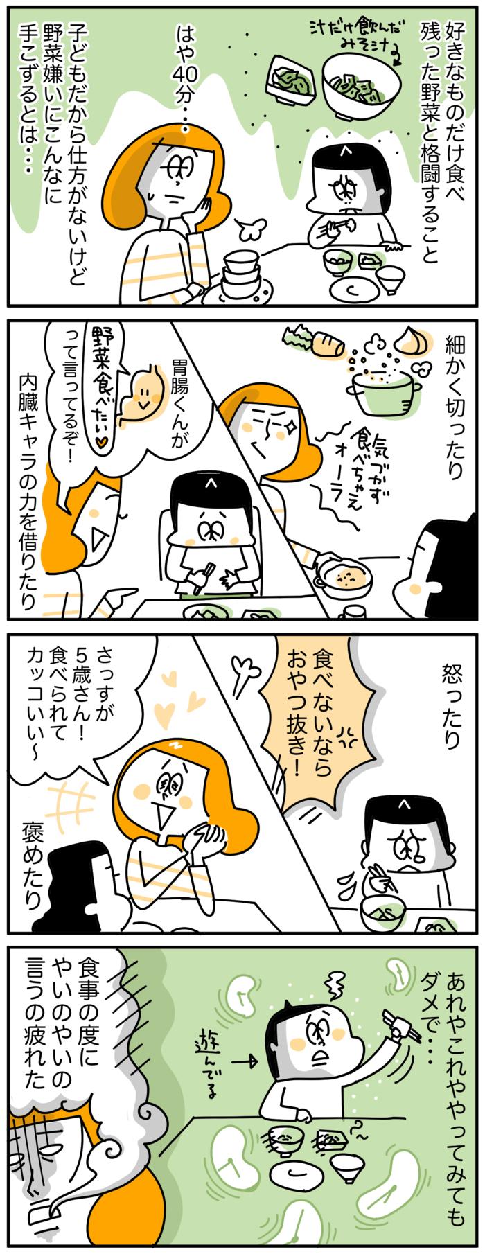 コノビーライターが体験!野菜嫌いの克服はこれで決まり!の画像3