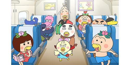 新幹線でのお出かけは大変…?そんな先入観を覆す「ファミリー車両」がすごい!のタイトル画像