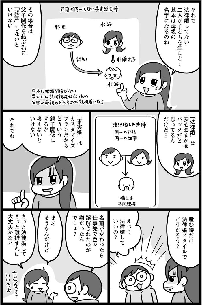 夫婦別姓制度のない日本。事実婚夫婦の出産は、こんな困難があります。の画像5