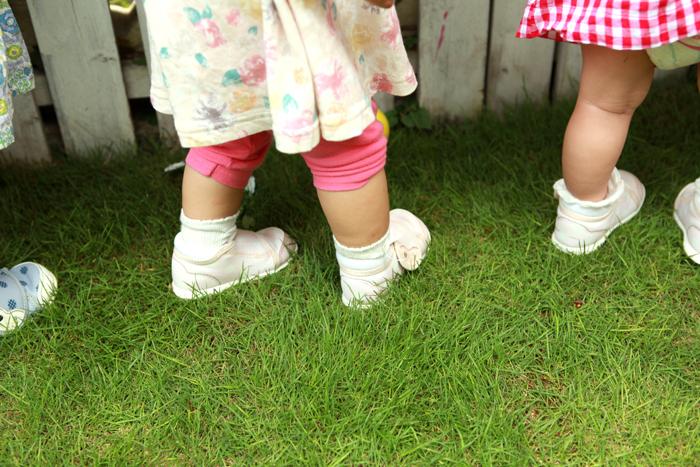 小さな足を守ってあげたいママへ。ミズノからファーストシューズHUG MOCK FIRSTがデビューの画像21