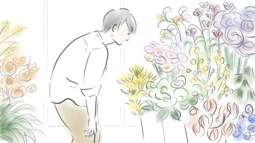 結婚式にふさわしい花束って、どんなもの?/ 娘のトースト 6話のタイトル画像