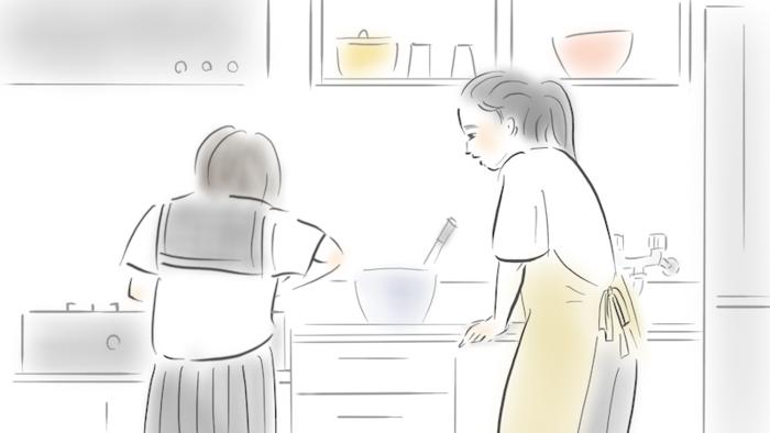 「この子にしてやれることは何だろう」娘の背中に想った/娘のトースト 最終話の画像1
