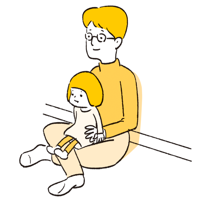 """毎日の抱っこで腱鞘炎!を予防する""""疲れない育児テク""""の画像1"""