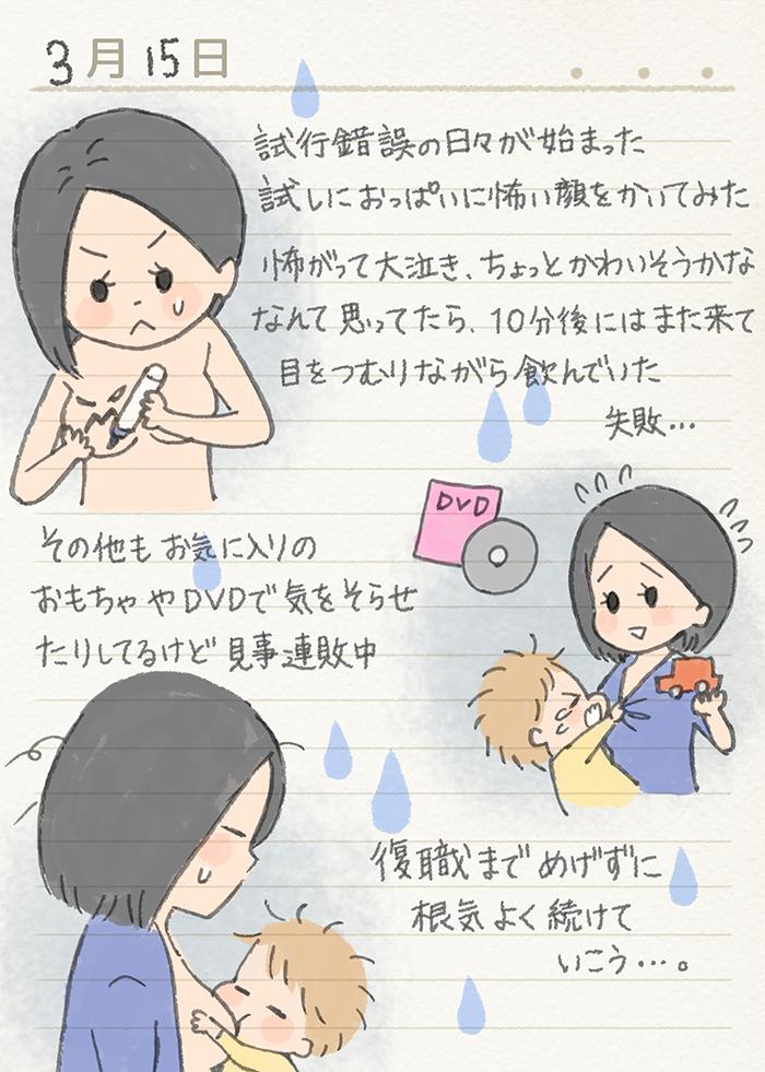 断乳という選択をした私の育児ダイアリー 〜育児って大変だけど楽しい!〜の画像13