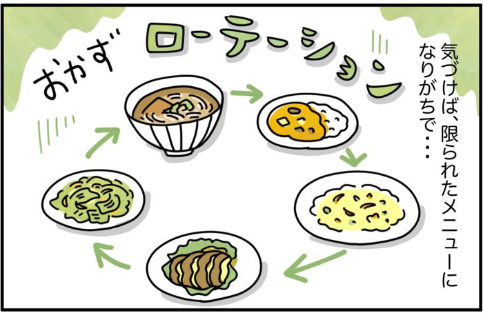 毎日の食卓に彩りを。マンネリ化に悩むママが「常備菜」セットを使ってみた!の画像6