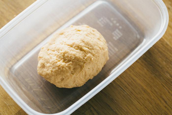 離乳食にも!「前の日5分→朝10分」の手作り野菜スティックパン♪の画像12