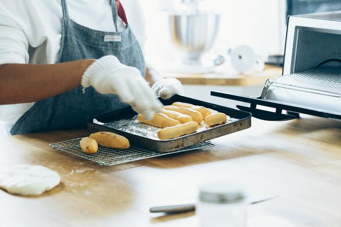 離乳食にも!「前の日5分→朝10分」の手作り野菜スティックパン♪の画像20