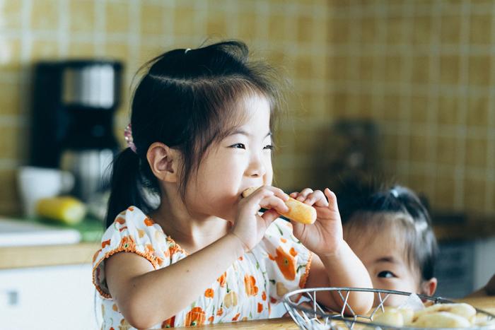 離乳食にも!「前の日5分→朝10分」の手作り野菜スティックパン♪の画像24