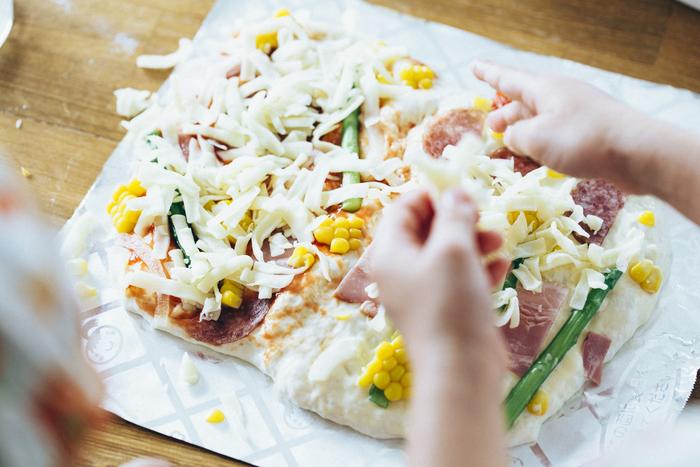 こんなに簡単でいいの?子どもと一緒に生地から作る「おうちピザ」の画像22