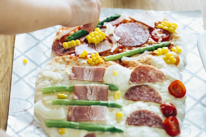こんなに簡単でいいの?子どもと一緒に生地から作る「おうちピザ」の画像21