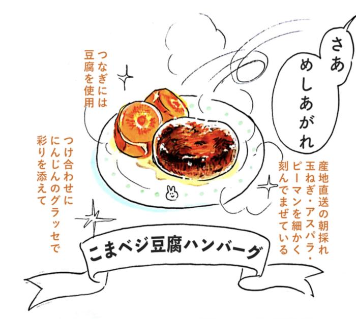 【マンガ飯!】スゴ腕シェフの離乳食ハンバーグを作ってみた!の画像2
