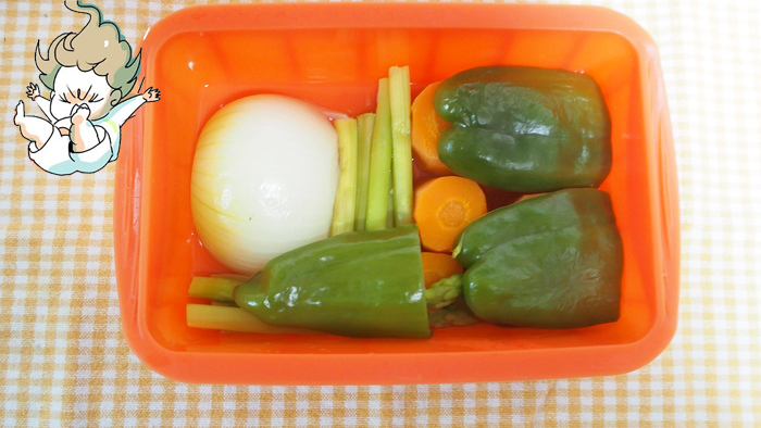 【マンガ飯!】スゴ腕シェフの離乳食ハンバーグを作ってみた!の画像14