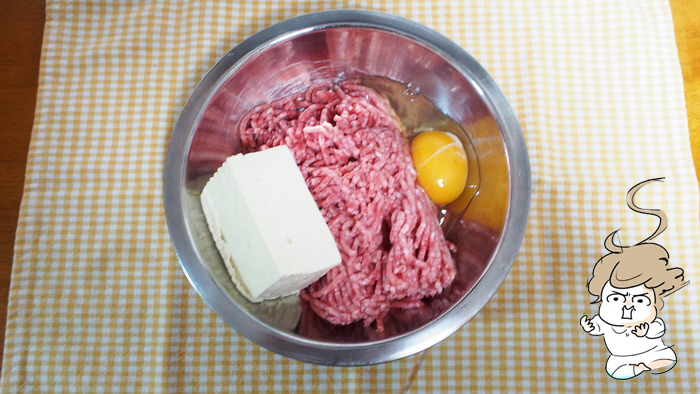 【マンガ飯!】スゴ腕シェフの離乳食ハンバーグを作ってみた!の画像18