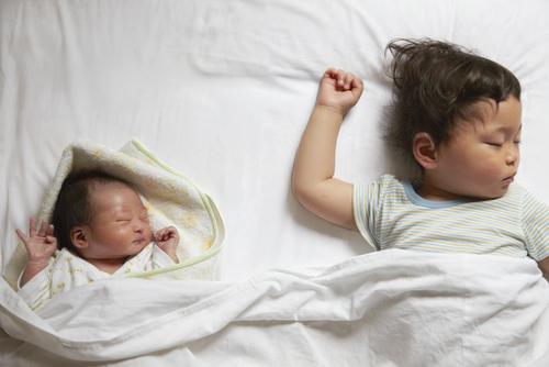 1人目と2人目、同じママでもお産はここまで違います。<投稿コンテストNo.20>のタイトル画像