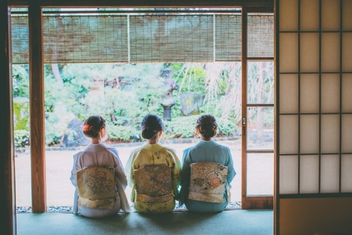 ちょっと羨ましいかも!?三十路女3人のお伊勢参りを描く新作ドラマ『ぬけまいる』のタイトル画像