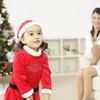 サンタの正体が子どもにバレた!? 母と娘のクリスマスの戦いのタイトル画像