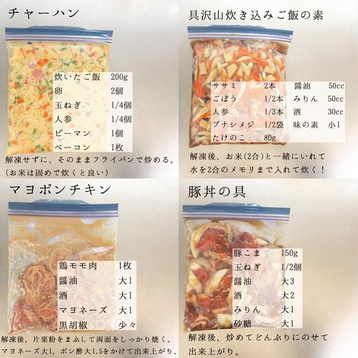 節約&時短が叶う、「下味冷凍」の時短レシピがすごい!!の画像10
