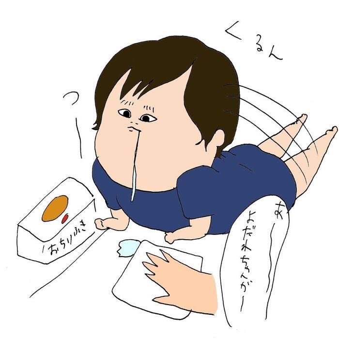 「白目をむいて眠るわが子、誰に似た?」産後初めて知った驚愕の真実の画像22