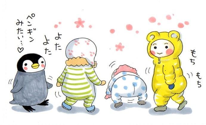 """冬の雪遊びコーデ完成!…と思ったら、毎回待ち受けている""""落とし穴""""の画像1"""