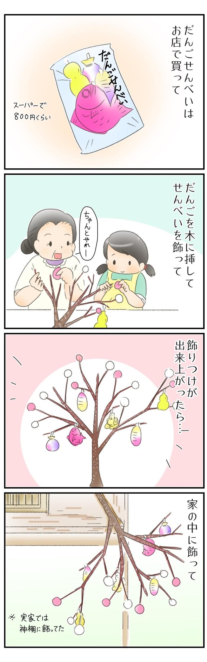 雪景色の季節に彩りを!福島の風習「だんごさし」で迎える小正月の画像3