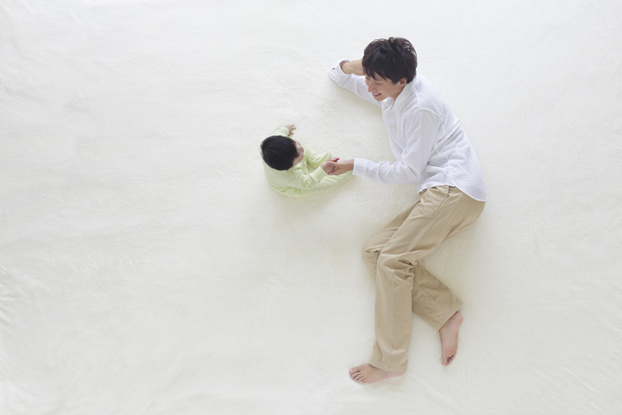 """打たれ弱いはずの夫が見せてくれた""""パパへの覚悟""""<第二回投稿コンテストNo.53>の画像3"""
