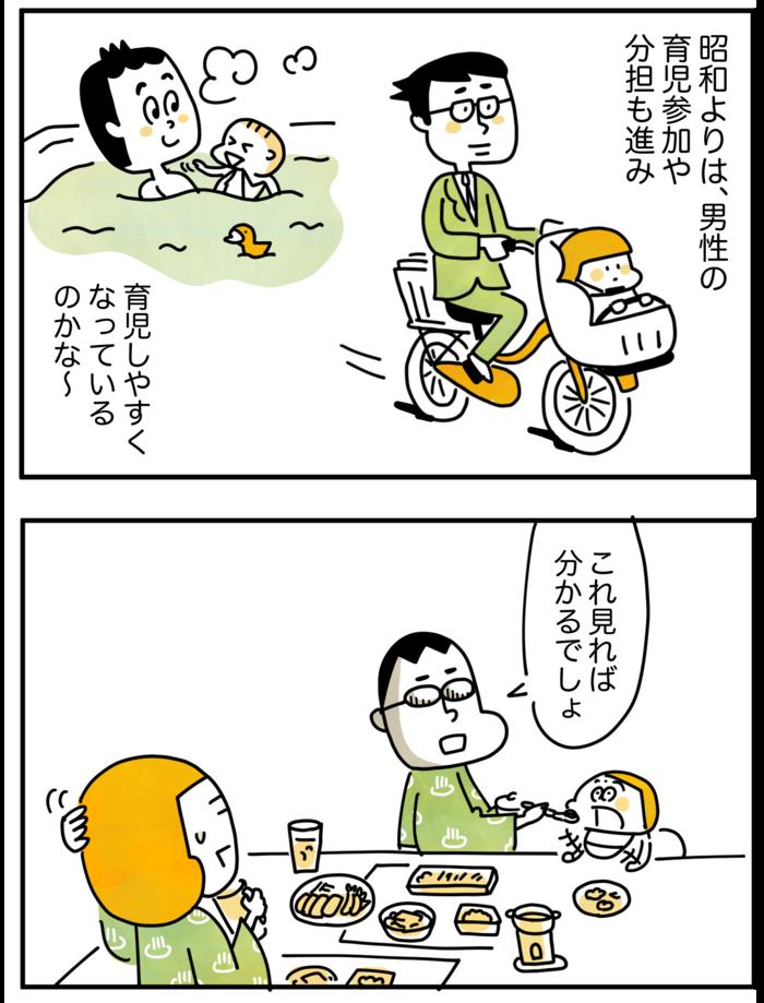 昭和に「イクメン」という言葉はなかった!時代と共に変わる「子育て」の形の画像6