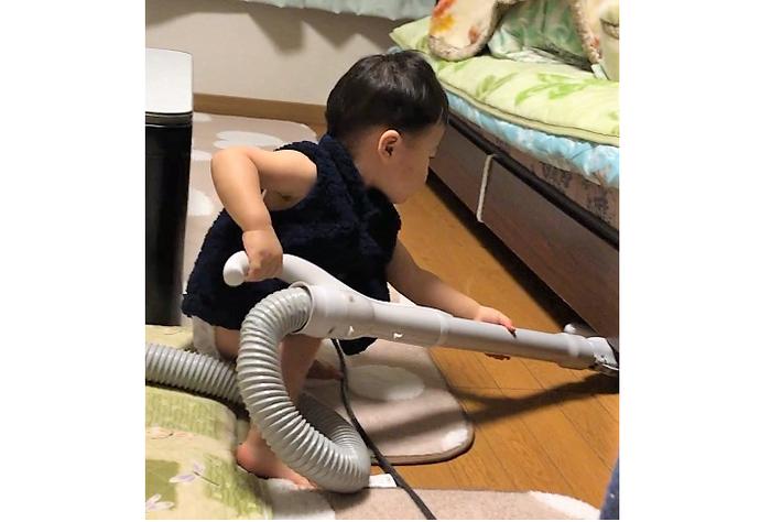 理系夫のDNA?1歳ムスコがおもちゃより好きなもの<第二回投稿コンテストNo.56>の画像2