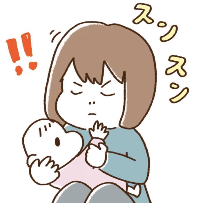 """「ん、この匂いは…」新米ママの毎日は""""新しい発見""""がいっぱい?!の画像7"""