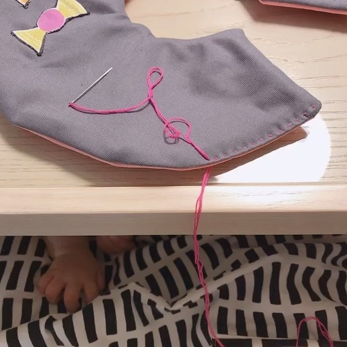 赤ちゃんに手作りの贈り物♡「手作りスタイ」の作り方&アイデア集の画像2