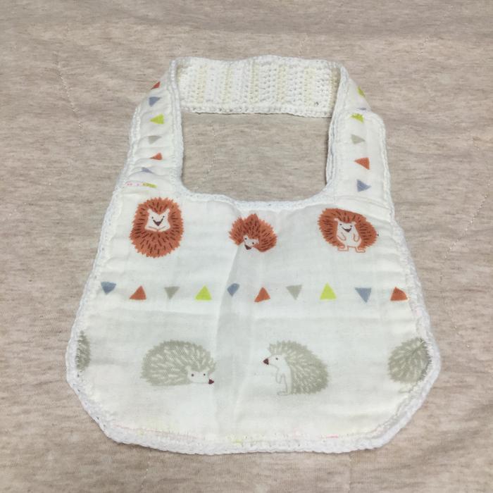赤ちゃんに手作りの贈り物♡「手作りスタイ」の作り方&アイデア集の画像9