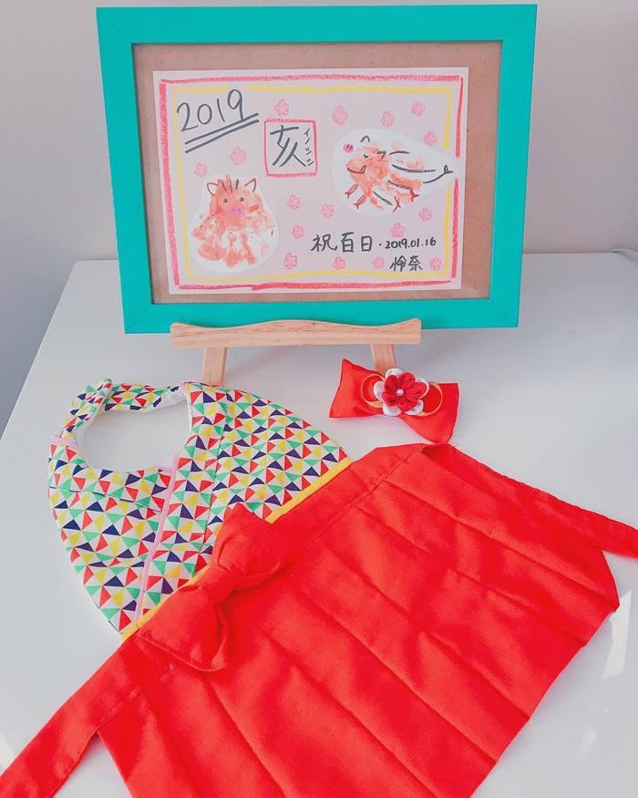 赤ちゃんに手作りの贈り物♡「手作りスタイ」の作り方&アイデア集の画像15