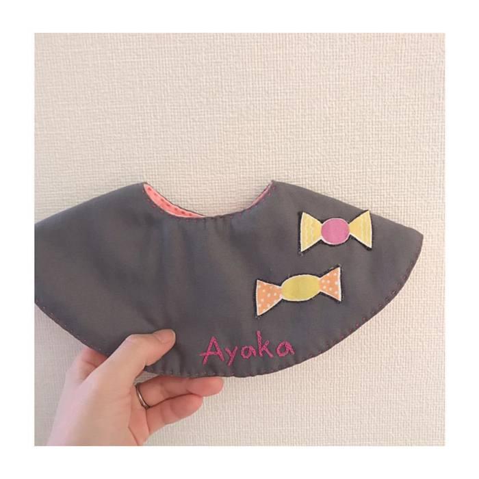 赤ちゃんに手作りの贈り物♡「手作りスタイ」の作り方&アイデア集の画像1