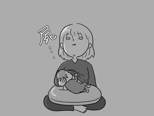 おっぱい→オムツ替え→抱っこ→おっぱい…(以下略)ママのリアルに共感の嵐!のタイトル画像