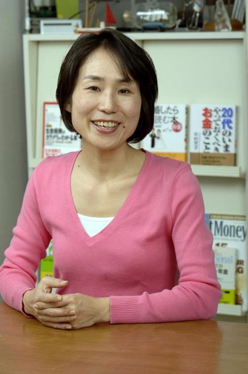 中村芳子の画像